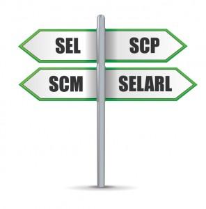 SEl, SCP,SCM,SELARL
